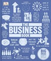 The Business Book - фото обкладинки книги