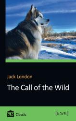 The Call of the Wild (KM Classic) - фото обкладинки книги
