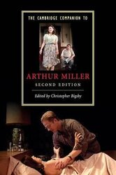 The Cambridge Companion to Arthur Miller - фото обкладинки книги