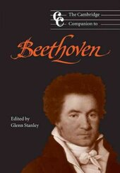 The Cambridge Companion to Beethoven - фото обкладинки книги