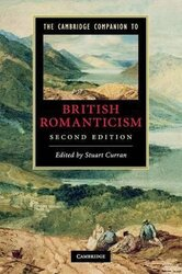 The Cambridge Companion to British Romanticism - фото обкладинки книги
