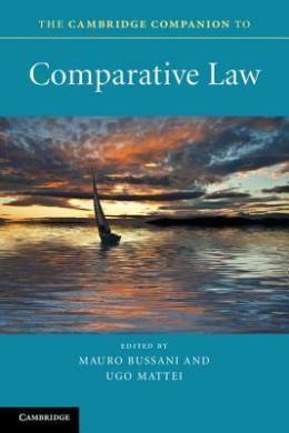The Cambridge Companion to Comparative Law - фото книги