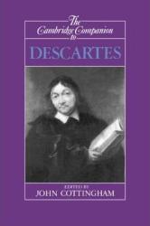The Cambridge Companion to Descartes - фото обкладинки книги
