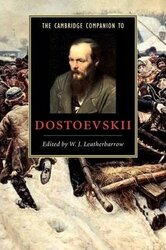 The Cambridge Companion to Dostoevskii - фото обкладинки книги