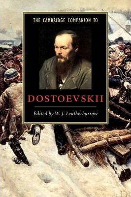 Книга The Cambridge Companion to Dostoevskii