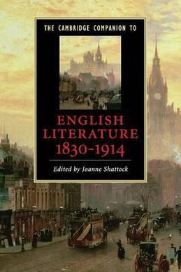 The Cambridge Companion to English Literature, 1830-1914 - фото книги