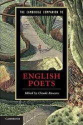 The Cambridge Companion to English Poets - фото обкладинки книги