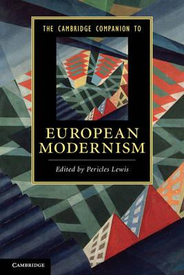 Книга The Cambridge Companion to European Modernism