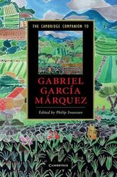 The Cambridge Companion to Gabriel Garcia Marquez - фото обкладинки книги