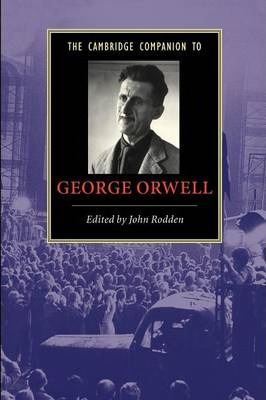 Книга The Cambridge Companion to George Orwell