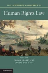 The Cambridge Companion to Human Rights Law - фото обкладинки книги