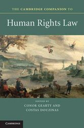 The Cambridge Companion to Human Rights Law - фото обкладинки книги