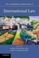 The Cambridge Companion to International Law - фото обкладинки книги