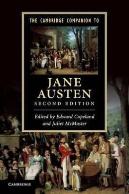 The Cambridge Companion to Jane Austen - фото книги