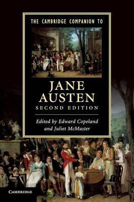 Книга The Cambridge Companion to Jane Austen
