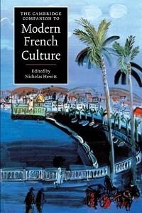 The Cambridge Companion to Modern French Culture - фото книги