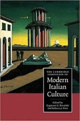 The Cambridge Companion to Modern Italian Culture - фото обкладинки книги