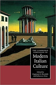 The Cambridge Companion to Modern Italian Culture - фото книги