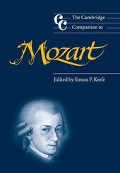 The Cambridge Companion to Mozart - фото обкладинки книги