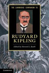 The Cambridge Companion to Rudyard Kipling - фото обкладинки книги