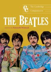 The Cambridge Companion to the Beatles - фото обкладинки книги