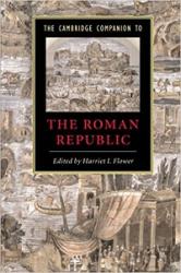 The Cambridge Companion to the Roman Republic - фото обкладинки книги