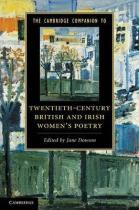 Книга The Cambridge Companion to Twentieth-Century British and Irish Women's Poetry