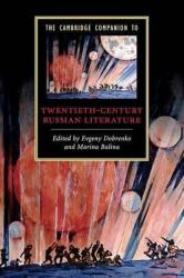 The Cambridge Companion to Twentieth-Century Russian Literature - фото обкладинки книги