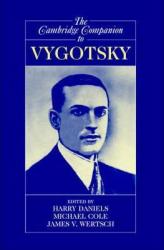 The Cambridge Companion to Vygotsky - фото обкладинки книги