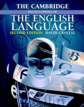 The Cambridge Encyclopedia of the English Language - фото обкладинки книги