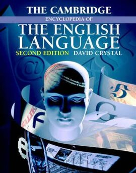 The Cambridge Encyclopedia of the English Language - фото книги