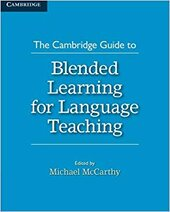 The Cambridge Guide to Blended Learning for Language Teaching - фото обкладинки книги