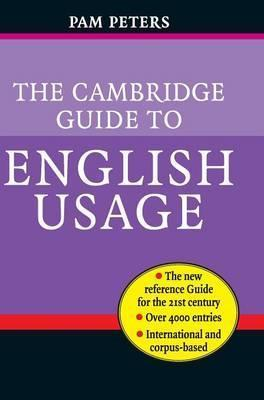 Посібник The Cambridge Guide to English Usage