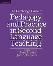 The Cambridge Guide to Pedagogy and Practice in Second Language Teaching - фото обкладинки книги