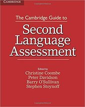 The Cambridge Guide to Second Language Assessment - фото обкладинки книги