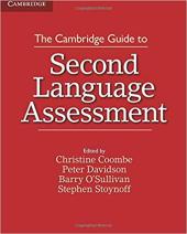 The Cambridge Guide to Second Language Assessment - фото обкладинки книги