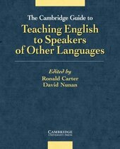 The Cambridge Guide to Teaching English to Speakers of Other Languages - фото обкладинки книги