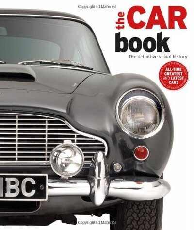 Книга The Car Book
