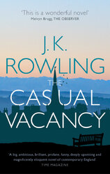 The Casual Vacancy - фото обкладинки книги