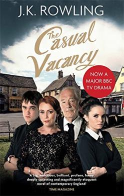 The Casual Vacancy (Film Tie-In) - фото книги
