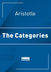 The Categories - фото обкладинки книги