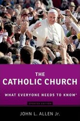 The Catholic Church: What Everyone Needs to Know - фото обкладинки книги