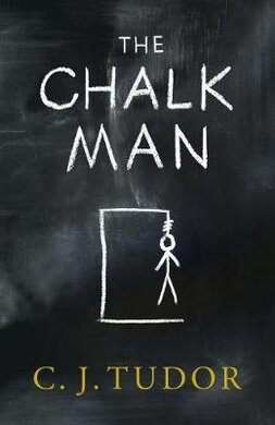 The Chalk Man - фото книги