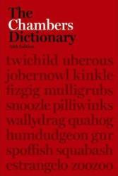The Chambers Dictionary (10th Ed) - фото обкладинки книги