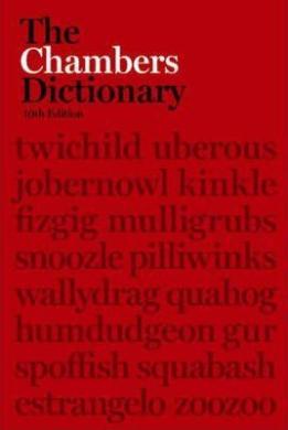 The Chambers Dictionary (10th Ed) - фото книги