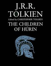 Книга The Children of Hurin