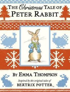 The Christmas Tale of Peter Rabbit - фото книги