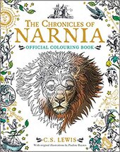 The Chronicles of Narnia Colouring Book - фото обкладинки книги