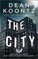 The City - фото обкладинки книги