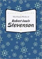 The Classic Works of Robert Louis Stevenson - фото обкладинки книги